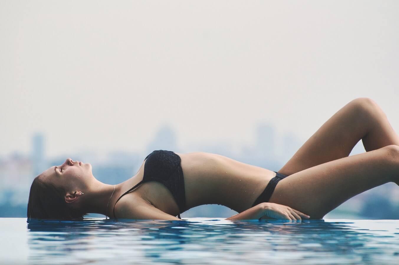 Mit tampon periode gehen man schwimmen kann ohne Während deiner